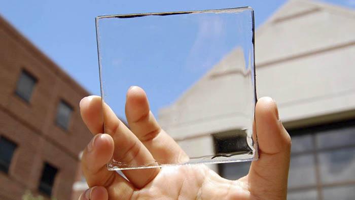 Célula fotovoltaica transparente pode transformar janela em painel solar 1