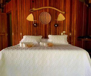 Hotel de Selva na Amazônia - bangalô